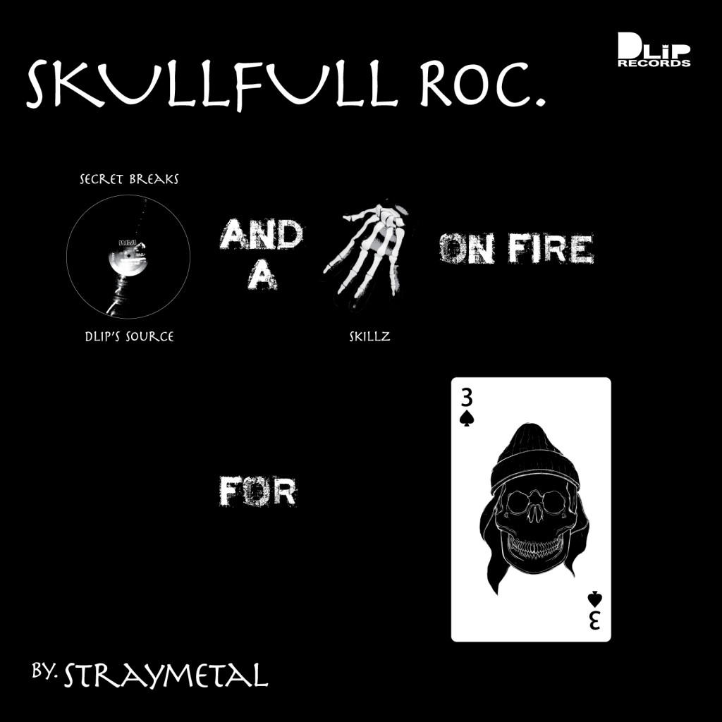 STRAYMETAL as RHYME.B / SKULLFULL ROC