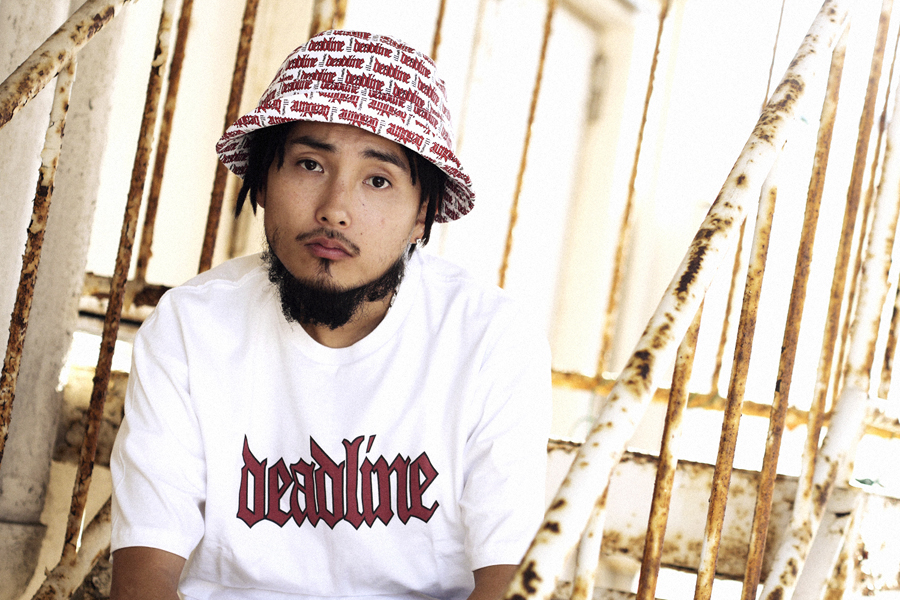 DeadlineLtd_illmatic_Bucket_Tee_white