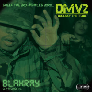 BLAHRMY / DMV2 -TOOLS OF THE TRADE-