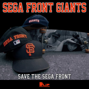 SEGA FRONT GIANTS / SAVE THE SEGA FRONT