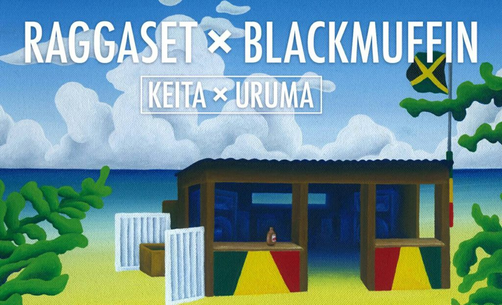 RAGGASET × BLACKMUFFIN