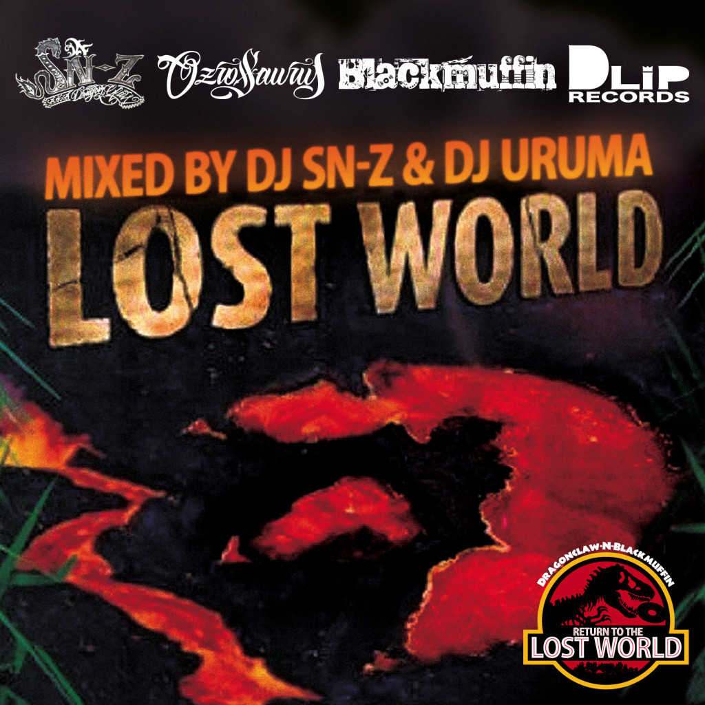 DJ SN-Z & DJ URUMA / LOST WORLD