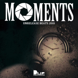 NAGMATIC / MOMENTS -UNRELEASE BEATS 2010-