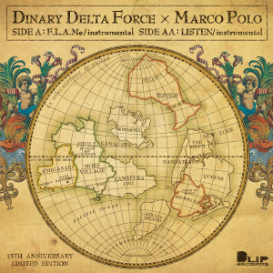 DINARY DELTA FORCE x MARCO POLO / F.L.A.Me - LISTEN